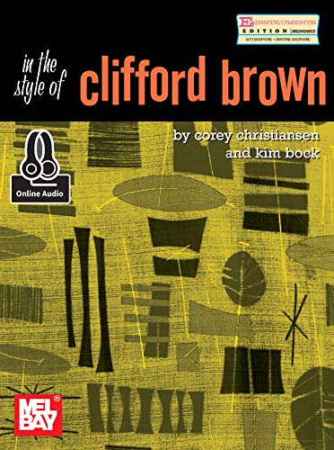 Essential Jazz Lines: In the Style of Clifford Brown - E Flat (English Edition)