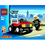 Lego City Set #4938 Fire 4x4