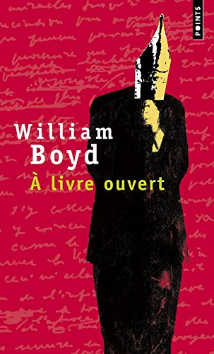 À livre ouvert - Grand prix des Lectrices de Elle 2003 par William Boyd