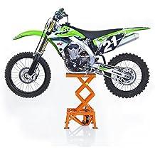 ConStands Gas Gas SM 50/ 125/ 250 Caballete Elevador Moto Cross Lift XL naranja