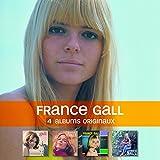 4 Albums Originaux : France Gall