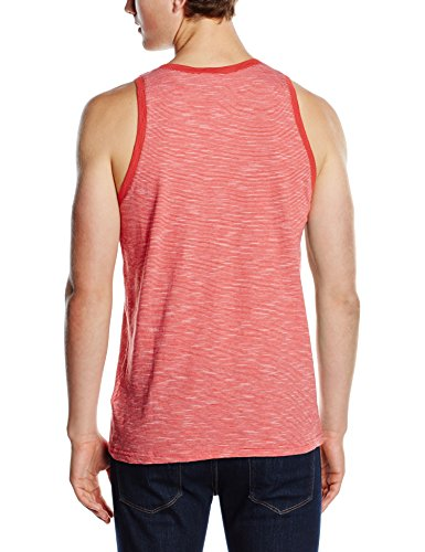 WESC Herren Razmus Tank Top Baked Apple