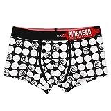 Tefamore Sous-vêtements Boxer Underwear,Boxer hommes