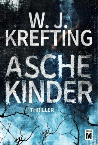 Buchseite und Rezensionen zu 'Aschekinder' von W.J. Krefting