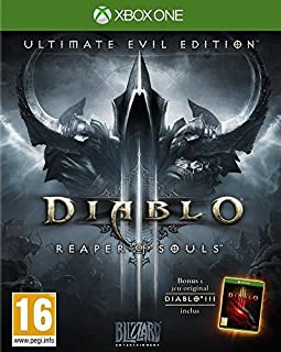 Diablo III : reaper of souls - ultimate evil édition (B00KGQSBG8) | Amazon price tracker / tracking, Amazon price history charts, Amazon price watches, Amazon price drop alerts