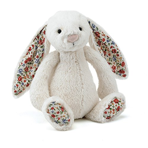 Image of Jellycat - Blossom Bashful Bunny Cream - Soft Toy