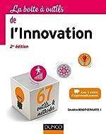 La Boîte à outils de l'innovation - 2e éd de Géraldine Benoit-Cervantes