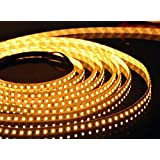Ascension ® Warm White Led Strip Light Of 5 Meter For Diwali Chritmas Festivals Decorations