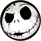 Nightmare Before Christmas 7' Round Paper Party Plates - 8 Count
