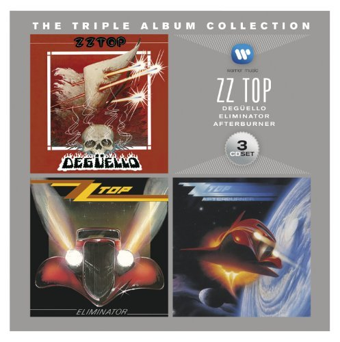 Triple Album Collection by ZZ TOP (2012-10-23)