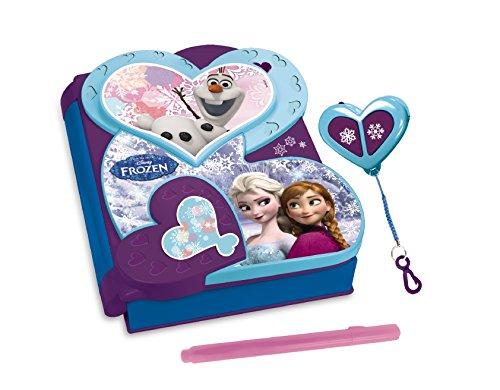 IMC Toys - 016095 - Diario segreto elettronico Frozen