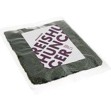 Reishunger Nori Algenblätter für Maki Sushi, Gold-Qualität, 28 g, 10er Pack [als 10er, 50er und 100er Packung erhältlich]