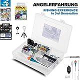 MiRoeFishing Forellenset - Angelset - spezielle Produkte für div. Angelmontagen und...