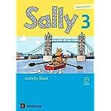 Sally - Allgemeine Ausgabe (Neubearbeitung) -  Englisch ab Klasse 3: 3. Schuljahr - Activity Book mit Audio-CD: Mit Portfolioheft