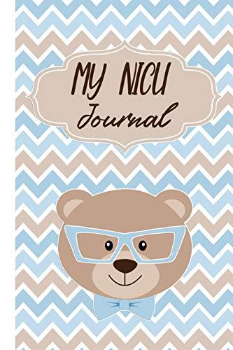 My NICU Journal: Blue Baby Bear Neonatal Intensive Care Diary (Blue Care Bear)