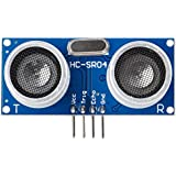 Sensor Módulo de Medición Transductor HC-SR04 Sensor de Distancia Ultrasonido para Arduino