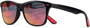 CHEREEKI Occhiali da Sole Polarizzati, Moda Occhiali da Sole Donna e Uomo UV400 Protezione