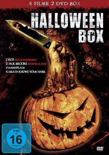 Halloween-Box *4 Filme auf 2 ()