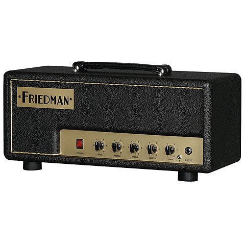 Friedman Pink Taco PT-20 · Topteil E-Gitarre