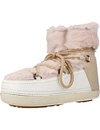 INUIKII Stiefelleten Boots Damen, Farbe Beige, Marke, Modell Stiefelleten Boots  Damen dd5066202b
