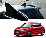 #4: Auto Pearl - Premium Quality Black Shark Fin Replacement Signal Receiver Antenna For - Maruti Suzuki Swift 2018