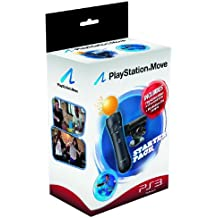PlayStation Move Starter Pack with PlayStation Eye Camera and Move Controller (PS3)[Importación inglesa]