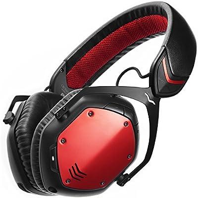 V-MODA Crossfade Wireless Over-Ear Auriculares Phantom Chrome