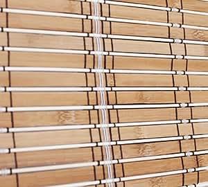bambus rollo raffrollo faltbehang sonnenschutz 120 x 180 cm k che haushalt. Black Bedroom Furniture Sets. Home Design Ideas