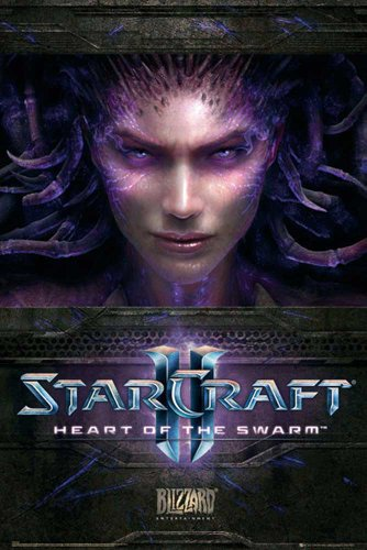 empireposter - Starcraft - 2 - Heart of the Swarm - Größe (cm), ca. 61x91,5 - Poster, NEU -