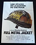 Full Metal Jacket (affiche 120 x 160 cm)