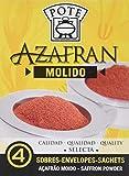 Azafrán Molido - 400 mg