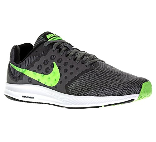 Nike Downshifter 7 Grey Sports Running Shoe for Men