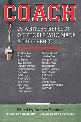 Coach: 25 Writers Reflect on People Who Made a Difference par Andrew Blauner