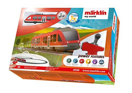 Märklin 29100–de tren nahverkehrs Lint batería, vehículos
