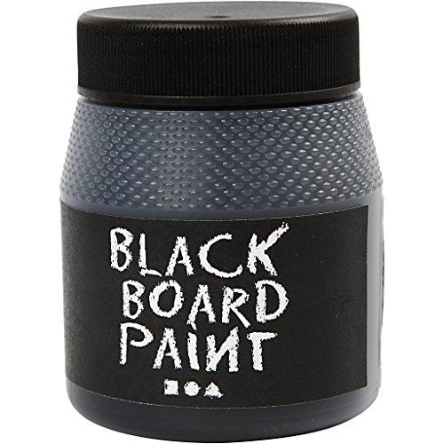 Tafelfarbe, schwarz, 250ml