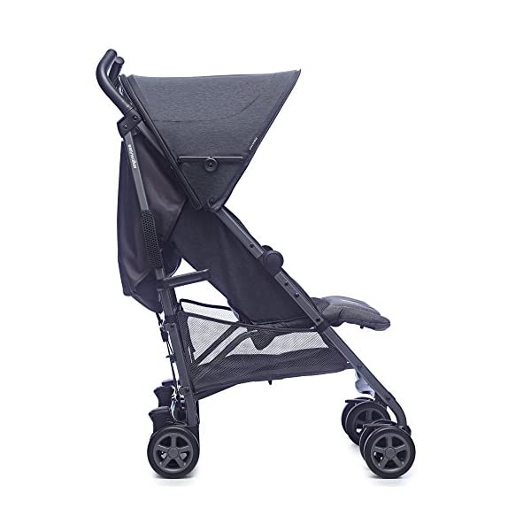 Easywalker Buggy, Berlin Breakfast  Suitable from birth 5 point 3 position harness Four recline positions with near flat recline 6