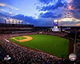 Colorado Rockies Coors Field 2014 MLB Action Foto (Größe: 20,3 x 25,4 cm)