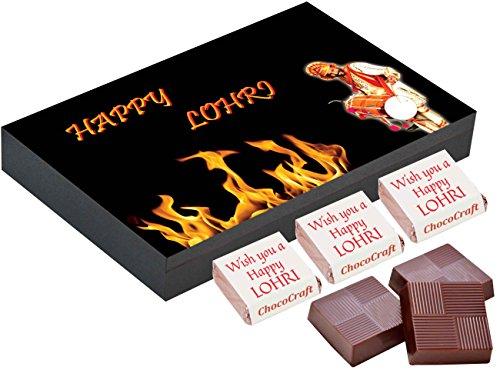 CHOCOCRAFT ,Lohri gifts item , 6 Chocolate Gift Box , Lohri gifts