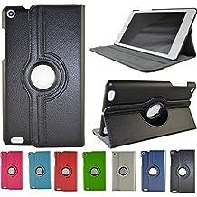 "Theoutlettablet® Funda para Tablet Bq Edison 3 Mini 8"" color Negro"