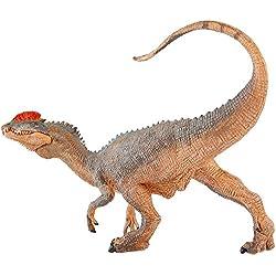 Papo - Dilophosaure, figura de dinosaurio pintada a mano (2055035)
