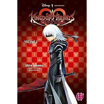 Kingdom Hearts l'intégrale Tome 2
