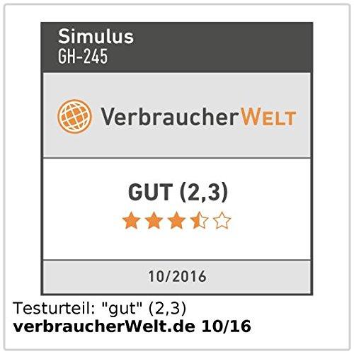 Simulus 4-Kanal RC-Mini-Hubschrauber - 4