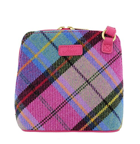 9acf732e0b Ness Issy Wee Tweed Small Cross-body Bag- Bright Pink for sale Delivered  anywhere