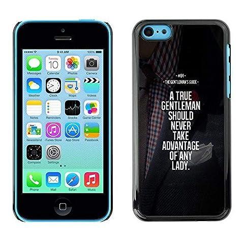 GRECELL CITY GIFT PHONE CASE /// Cellphone Housse de protection Dur Coque Couvrir Étui / Hard Case for iPhone 5C /// monsieur avantage de motivation gentleman advantage motivational