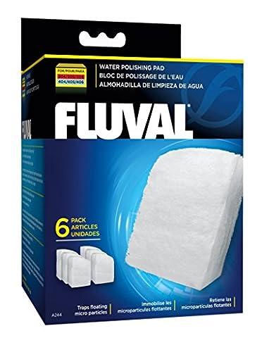 RC Hagen Fluval A244 Pad de polissage de l'eau, Convient