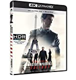 Mission : Impossible - Fallout [4K Ultra HD] [Blu-ray]