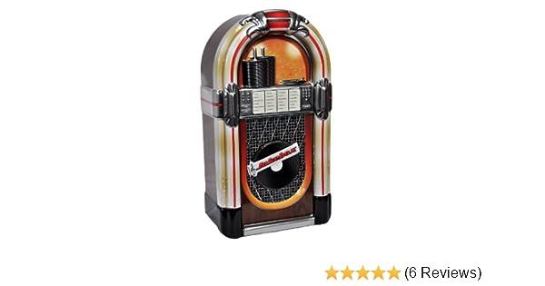 Kühlschrank Jukebox : Blechdose keksdose und deko box retro jukebox musikbox 17 5x31 5x10