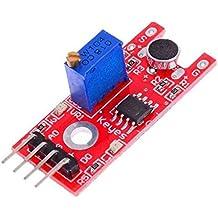 Saver 5pcs módulo de sensor de sonido del micrófono ky-038 para Arduino
