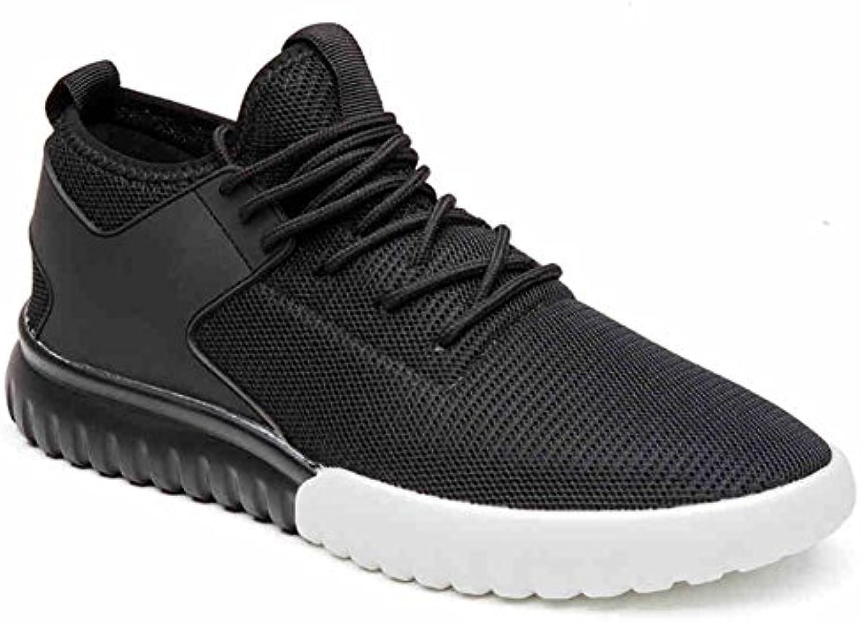 YIXINY Deporte Zapato OL-7391 Zapatos ocasionales Tela de malla + Material de caucho Movimiento masculino Zapatos...