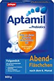 Aptamil Abendfläschchen, 4er Pack (4 x 600 g Flasche)